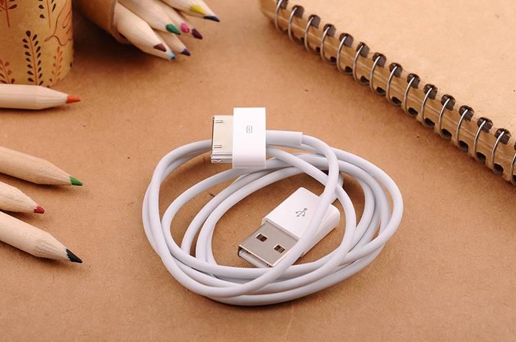 c ble chargeur pour iphone 4 4s ipad1 2 digiac. Black Bedroom Furniture Sets. Home Design Ideas