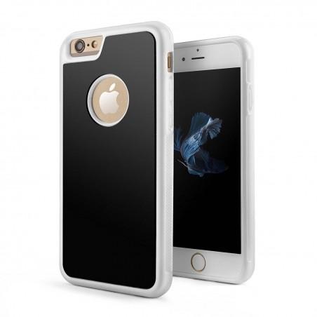 iPhone 8 - Coque Anti-Gravité en Nano Blanc