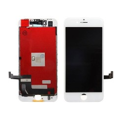 iPhone 8-Kit de réparation écran reconditionné-blanc