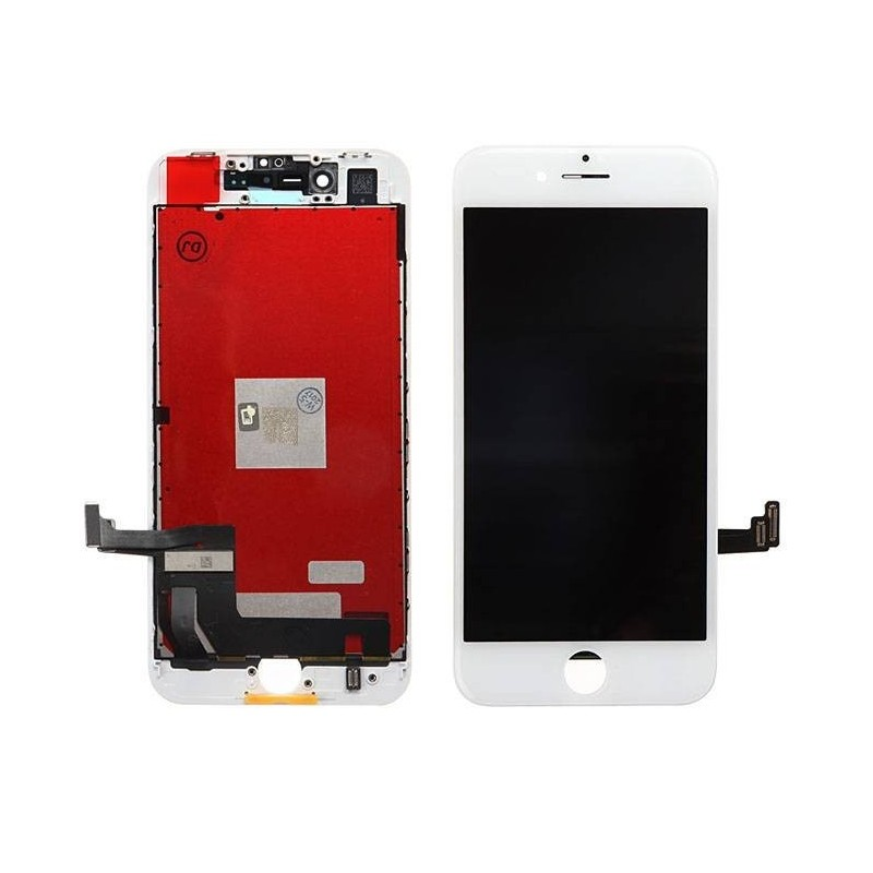iPhone 8-Kit de réparation écran reconditionné-blanc