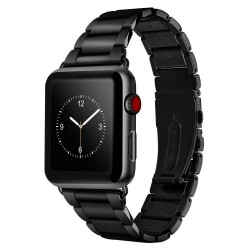 Aluminium-Armband für Apple Watch 42mm - Schwarz