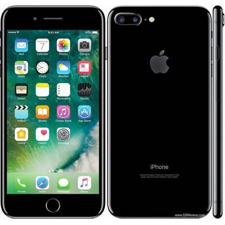 Réparation iPhone 7 Plus Vitre + LCD - Noir / Blanc
