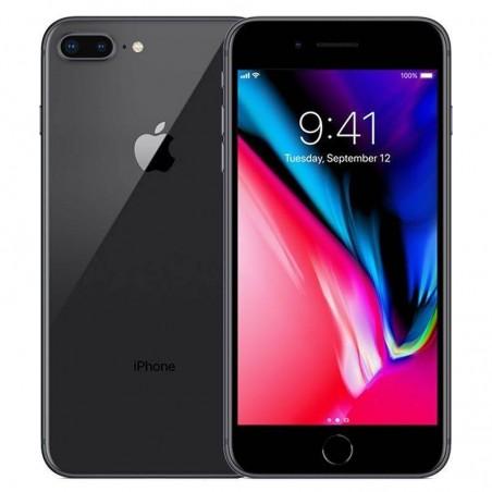 Réparation iPhone 8 Plus Vitre + LCD - Noir / Blanc