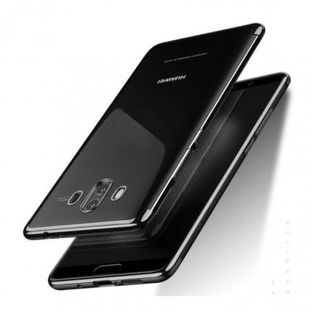 Huawei mate 10 pro - Coque semirigide anti scratch -Gris