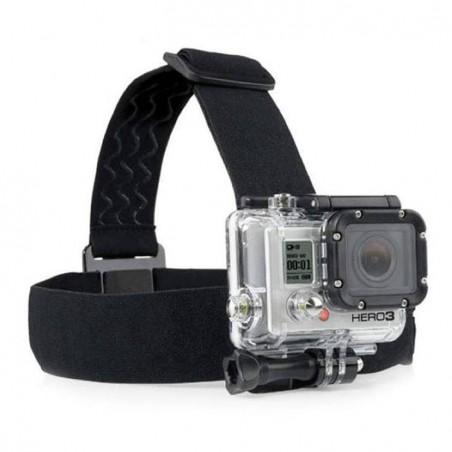 Bandeau Fixation frontale Pour GoPro