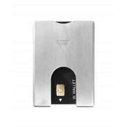 WALTER  WALLET WALTER WALLET Geldbörse aus Aluminium
