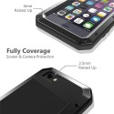 Coque iPhone 8/7/6/6s, [Rugged Armor] [Antichoc] Antipoussière Full Body