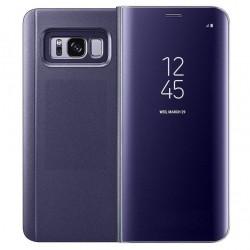 Samsung Galaxy S9 / S9 plus - Coque support FLIP CASE à Rabat - violette