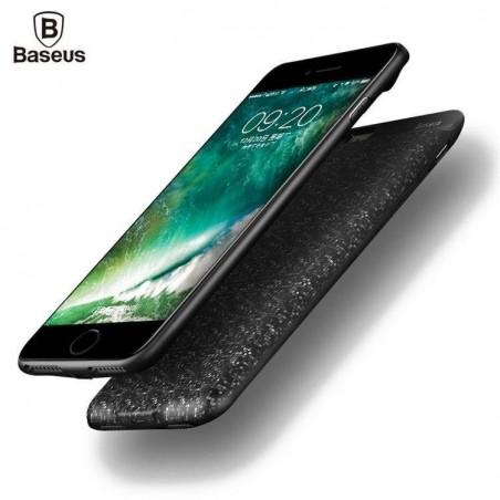 IPhone 6 (s)(plus) - Coque Batterie rechargeable - NOIR