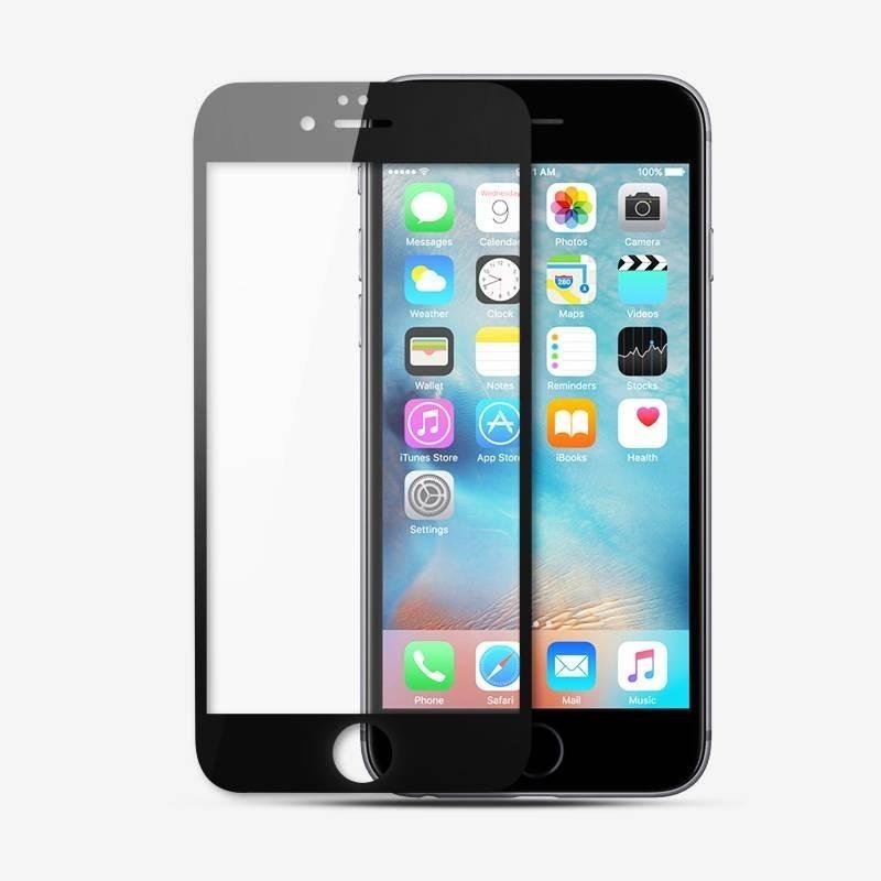 iPhone 8 -protection plein écran en verre trempé avant