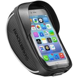 Sac de vélo ROCKBROS /Sacoches de Guidon Vélo pour iphone 6plus/7plusTéléphone 6pouce