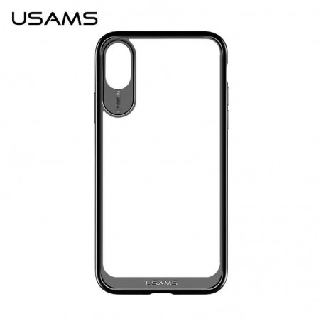 iPhone Xs/X - Coque souple USAMS antichoc