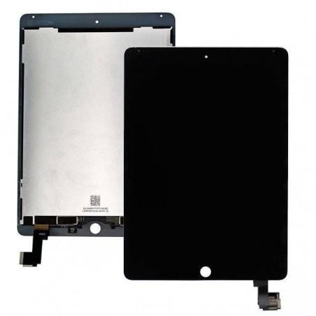 iPad Air 2 - Ecran complet + vitre tactile Noir