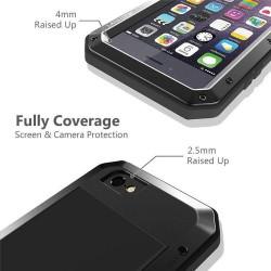 Coque iPhone 8plus/7plus Rugged Armor [Antichoc] Antipoussière Lunatik