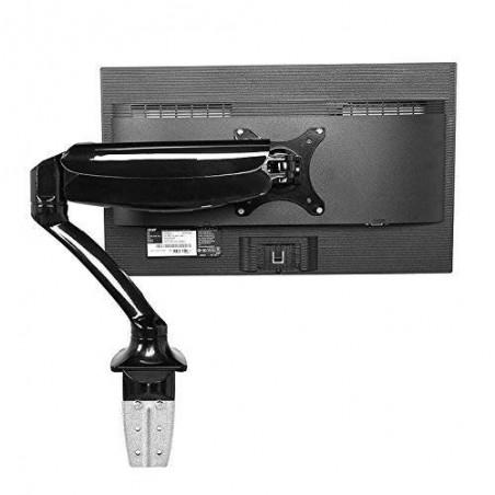 Support professionnel LOCTEC pour moniteur écran 2-6.5kg Bras Articulé Ergonomique Ressort à Gaz