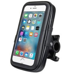iPhone XS/X - housse étanche guidon moto