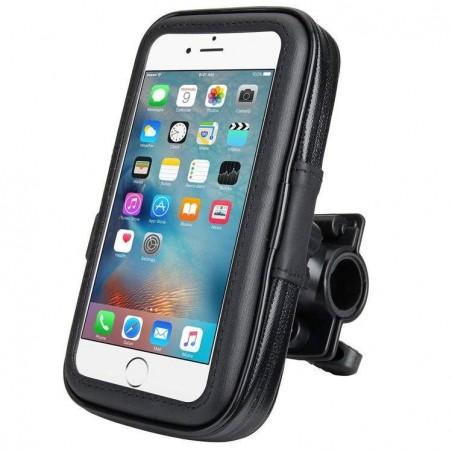 iPhone X - housse étanche guidon moto