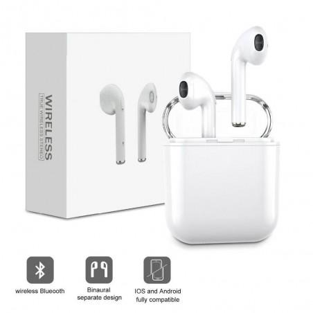 Oreillette Bluetooth Casque Bluetooth Écouteurs Twins F10
