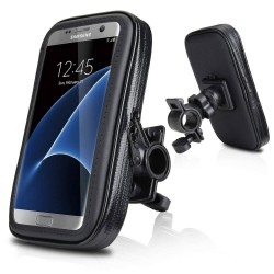 Galaxy Note8 - housse étanche guidon moto Taille XL