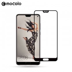 Huawei P20 pro-Protection Ecran 3D fullcover