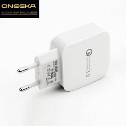 QC 3.0 Chargeur USB Secteur Quick Charge 3.0 ONEEKA