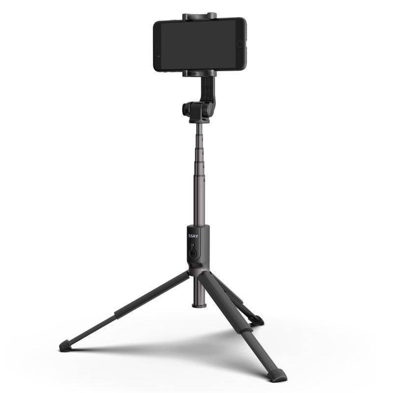 Perche Selfie SSKY Trépied avec Télécommande