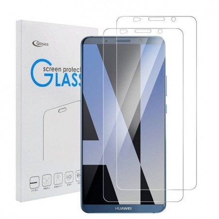 Huawei Mate 10 (2-Pack)-Protection écran verre