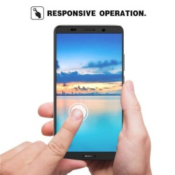 Huawei Mate 10 - Protection écran verre trempé fullcover5 MM