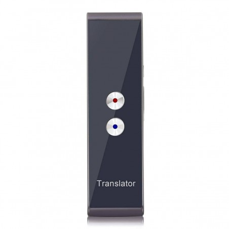 Traducteur Intelligent bidirectionnel T8 et portatif,traduire en Temps Réel