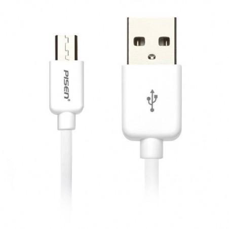 Appareils Android - câble USB de synchronisation /chargement PISEN