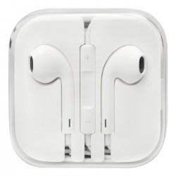 Écouteurs Apple EarPods avec télécommande compatibles iPhone 6/6S/5/5S/5C/4/4S (Réf MD827) - emballage neutre