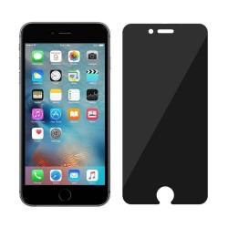 iPhone 6+/6s+ - protection écran en verre trempé anti-espion