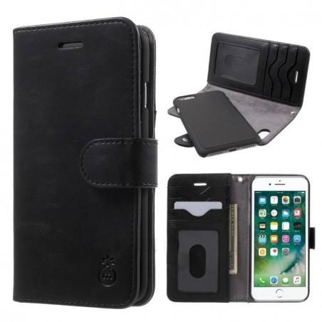 iPhone Xs/X - Housse portefeuille détachable
