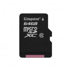 Kingston Carte TF Micro SD 64Go Class 10