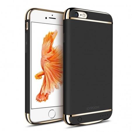 iPhone 6/6s - Coque Batterie rechargeable NOIR