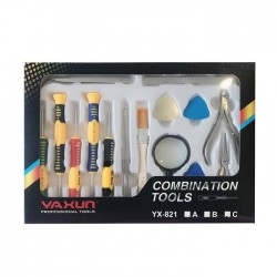 YAXUN YX-821C kit de réparation iphone 6/5/4 Samsung Huawei