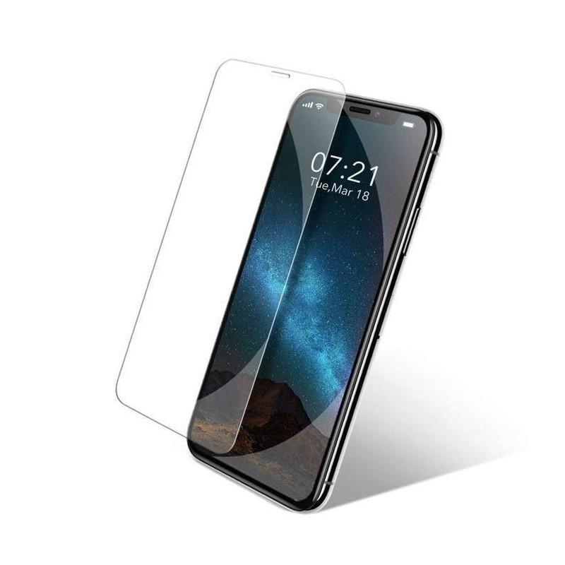 iPhone Xs (Max) - Protection d'écran en Verre Trempé transparente 0.15mm