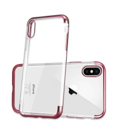 iPhone XR-Coque placage Noire 3 parts