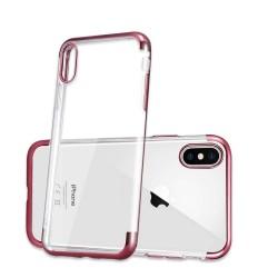 iPhone XR-Coque placage schwarz  3 parts