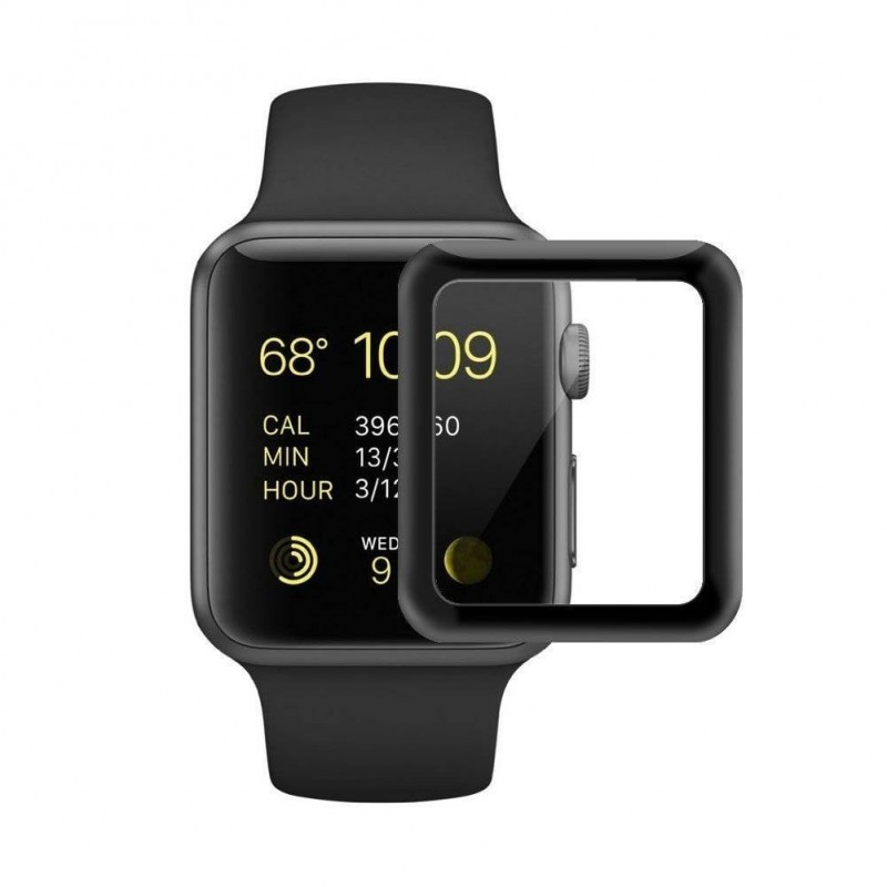 Protection d'Ecran en verre trempé pour Apple Watch 42mm