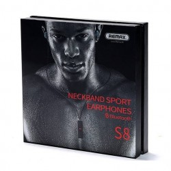 Remax S8 Écouteurs Bluetooth V4.1 Oreillettes Sans Fil Stéréo avec Microphone