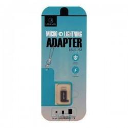 Adaptateur Lightning / micro-USB pour iPhone 6 (plus), iPad air (2), ipad mini 2/3 - Blanc