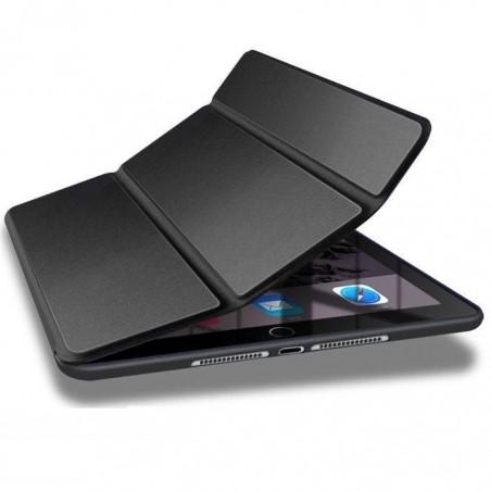 iPad 2018/2017/iPad air - étui support smartcase souple Noir
