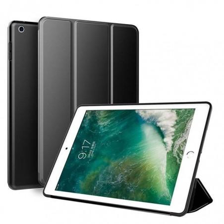 iPad Pro10.5 2017 - étui support smartcase souple Noir