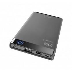 Chargeur Portable longue durée (5000 mAh) écran LED