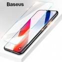 iPhone Xs max - Protection d'écran en Verre Trempé transparente 0.15mm