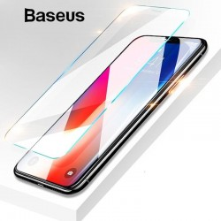 iPhone Xs max - Protection d'écran en Verre Trempé transparente 0.15mm