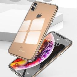 iphone Xs/X-Coque intégrale transparente
