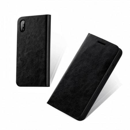 iPhone 8/7 - Etui clapet portefeuille noir