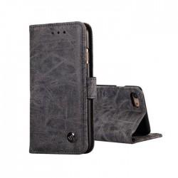 iPhone 6/6s -Etui clapet portefeuille cuir